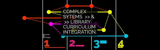 Library curriculum integration through a Complex Systems approach.